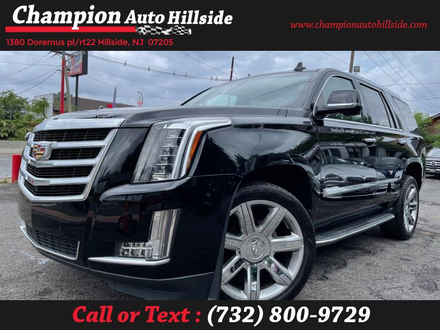 Used 2016 Cadillac Escalade in Hillside, New Jersey | Champion Auto Sales. Hillside, New Jersey