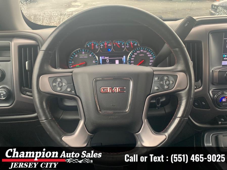 "Used GMC Sierra 1500 4WD Crew Cab 143.5"" SLT 2017 | Champion Auto Sales. Jersey City, New Jersey"