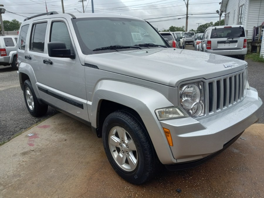 Used Jeep Liberty 4WD 4dr Sport 2010 | Romaxx Truxx. Patchogue, New York
