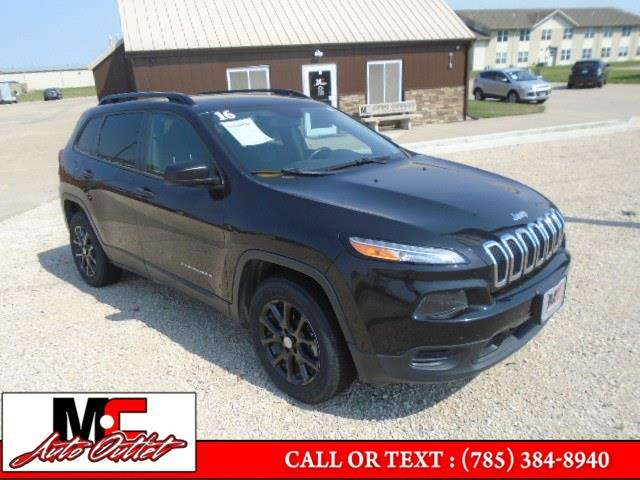 Used 2016 Jeep Cherokee in Colby, Kansas | M C Auto Outlet Inc. Colby, Kansas