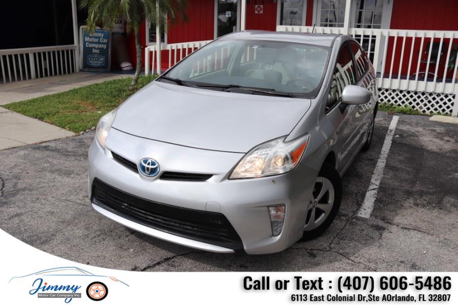 Used Toyota Prius 5dr HB Two (Natl) 2012 | Jimmy Motor Car Company Inc. Orlando, Florida