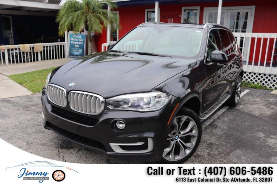 Used BMW X5 AWD 4dr xDrive35i 2014 | Jimmy Motor Car Company Inc. Orlando, Florida