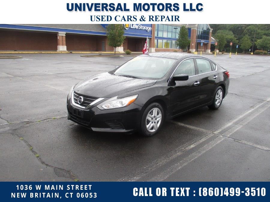 Used Nissan Altima S 4dr 2016 | Universal Motors LLC. New Britain, Connecticut