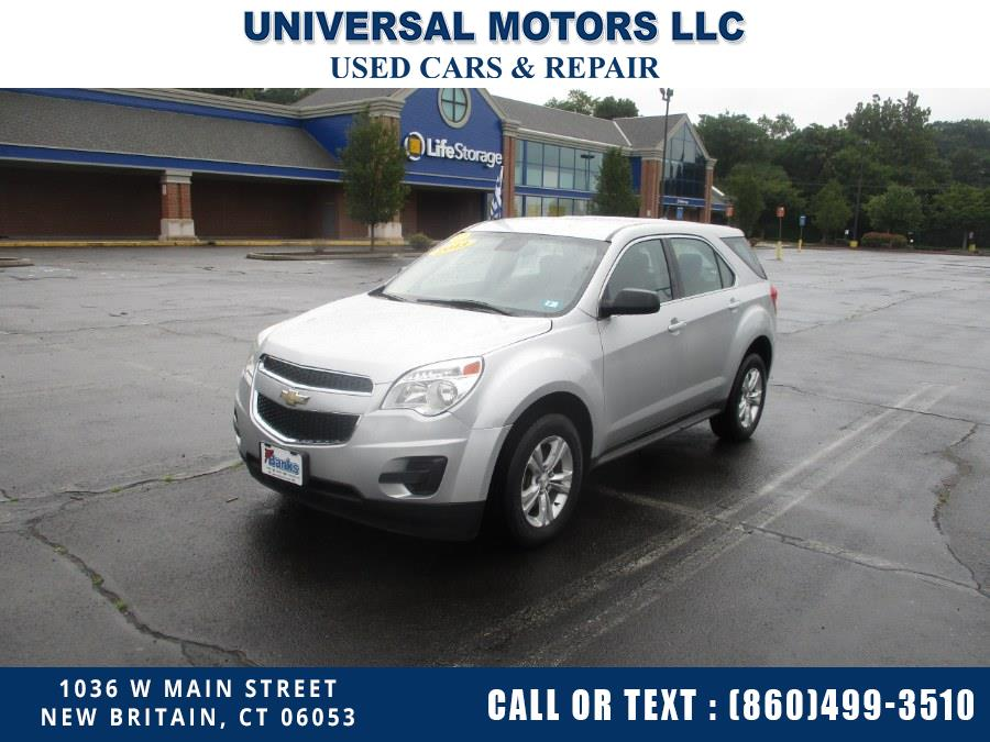 Used 2013 Chevrolet Equinox in New Britain, Connecticut | Universal Motors LLC. New Britain, Connecticut