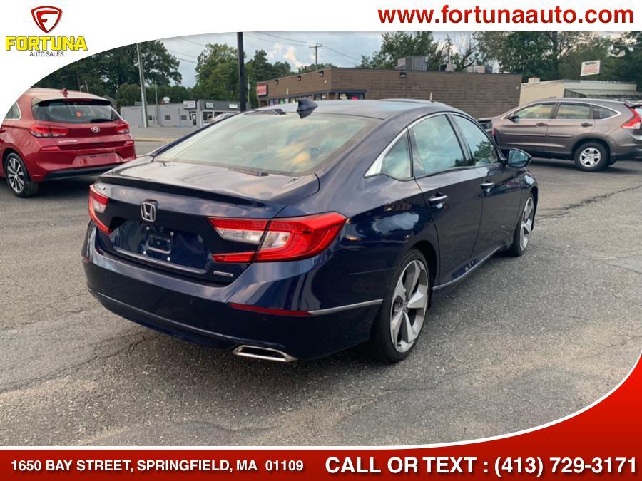 Used Honda Accord Sedan Touring CVT 2018 | Fortuna Auto Sales Inc.. Springfield, Massachusetts