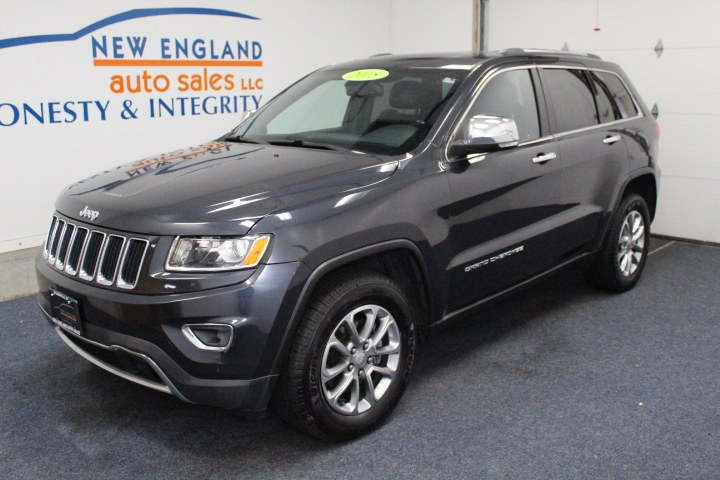 Used Jeep Grand Cherokee 4WD 4dr Limited 2015   New England Auto Sales LLC. Plainville, Connecticut
