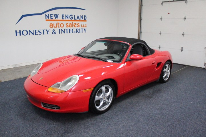 Used Porsche Boxster 2dr Roadster Tiptronic 2002   New England Auto Sales LLC. Plainville, Connecticut
