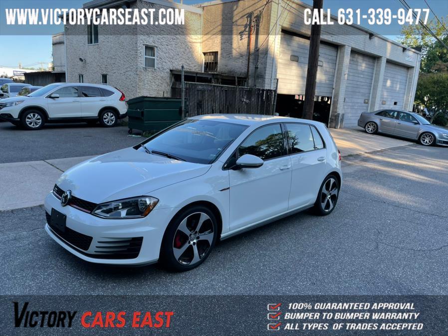 Used Volkswagen Golf GTI 2.0T 4-Door S DSG 2017   Victory Cars East LLC. Huntington, New York