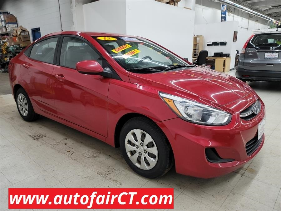 Used 2015 Hyundai Accent in West Haven, Connecticut