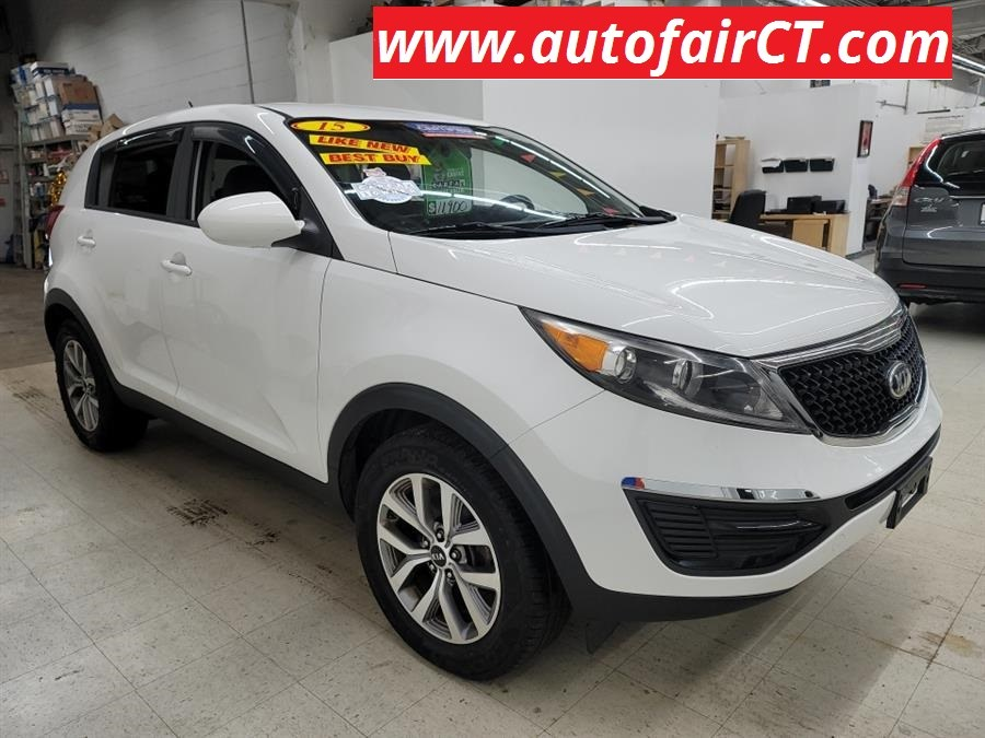 Used 2015 Kia Sportage in West Haven, Connecticut
