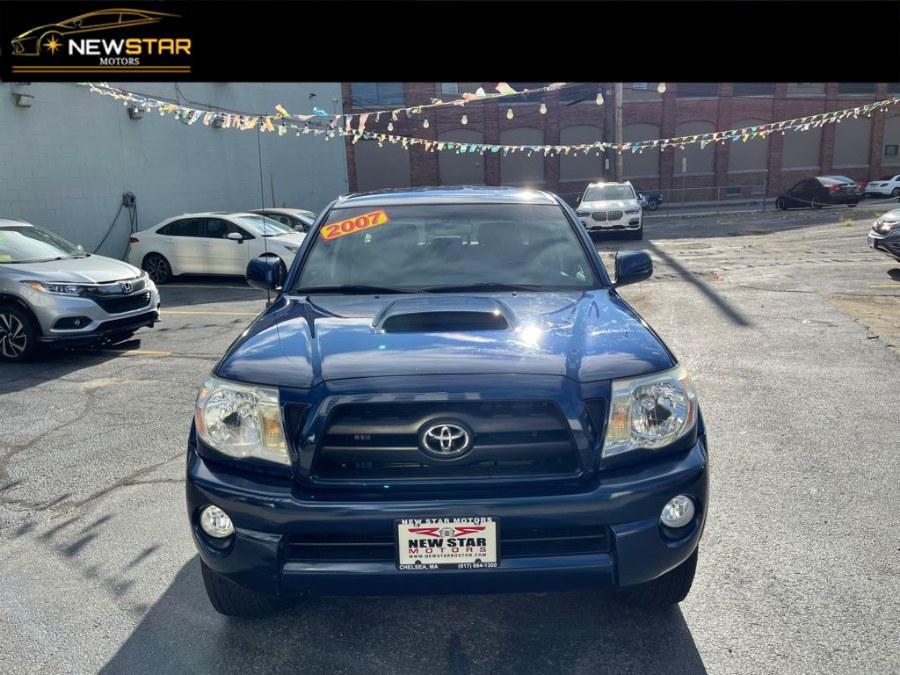 Used Toyota Tacoma CREW CAB 2007 | New Star Motors. Chelsea, Massachusetts