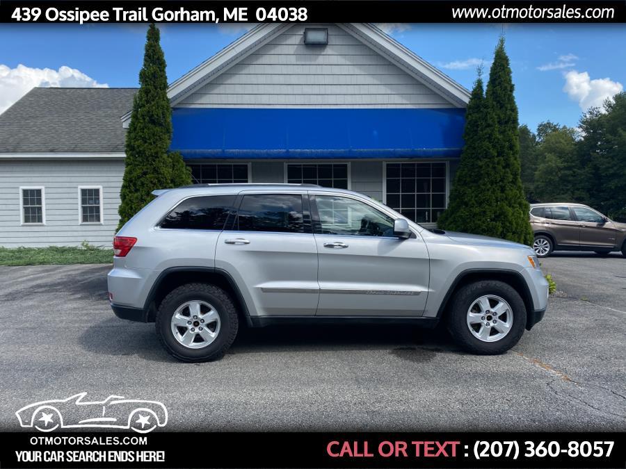 Used Jeep Grand Cherokee 4WD 4dr Laredo 2012 | Ossipee Trail Motor Sales. Gorham, Maine