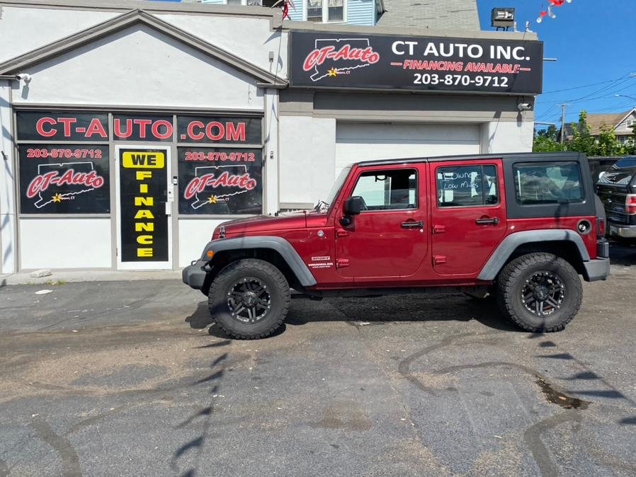 Used Jeep Wrangler Unlimited 4WD 4dr Sport 2011 | CT Auto. Bridgeport, Connecticut