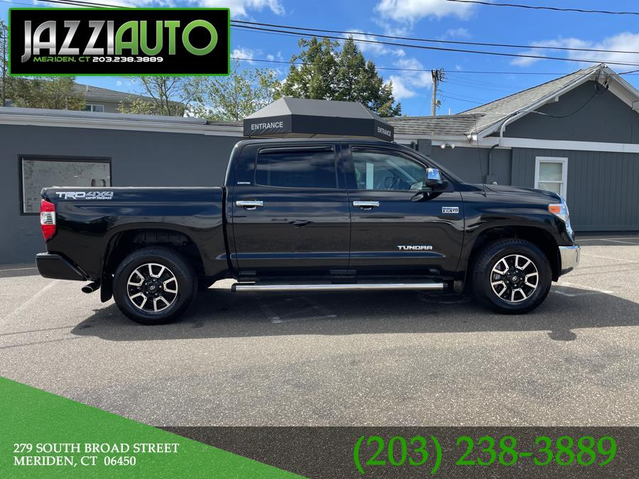 Used 2017 Toyota Tundra 4WD in Meriden, Connecticut | Jazzi Auto Sales LLC. Meriden, Connecticut