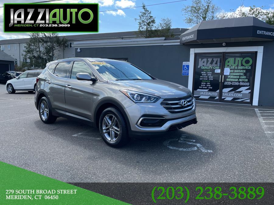 Used 2017 Hyundai Santa Fe Sport in Meriden, Connecticut | Jazzi Auto Sales LLC. Meriden, Connecticut