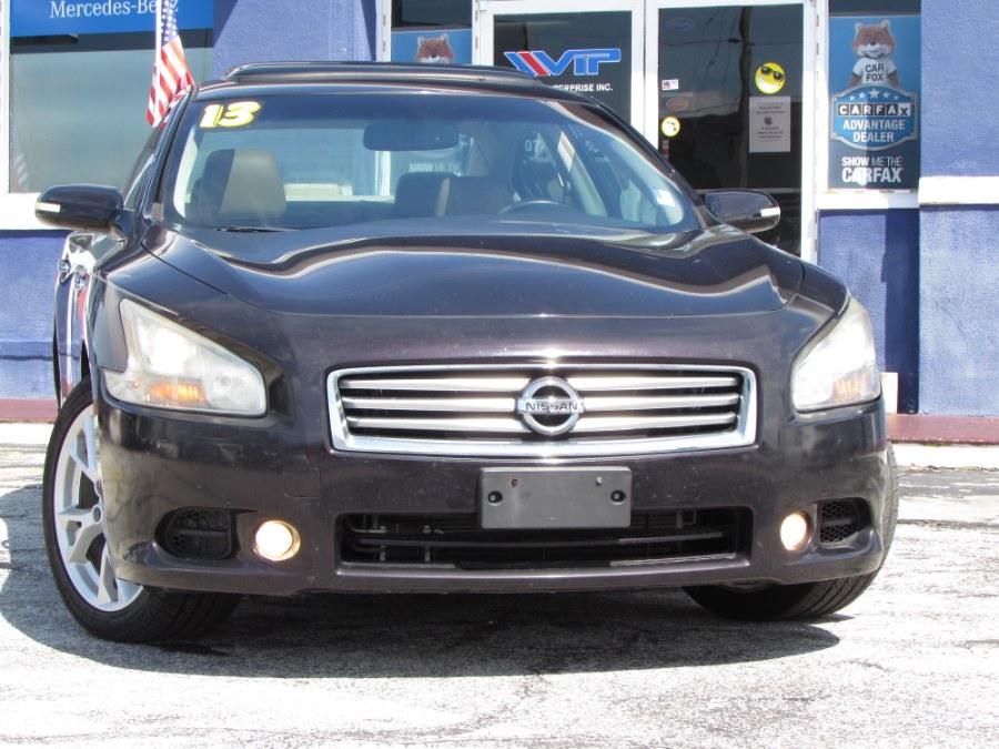 Used 2013 Nissan Maxima in Orlando, Florida   VIP Auto Enterprise, Inc. Orlando, Florida