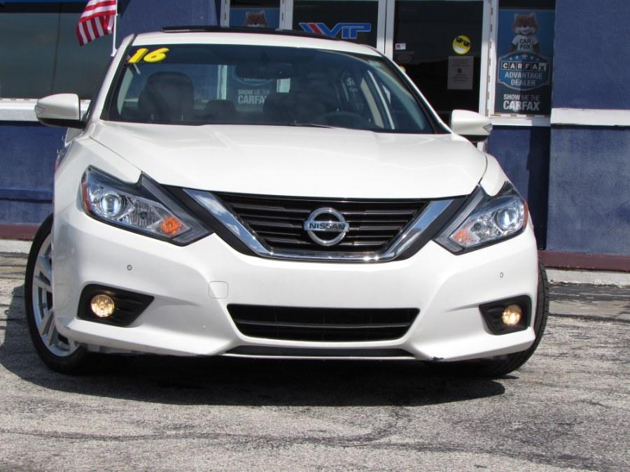 Used Nissan Altima 4dr Sdn V6 3.5 SL *Ltd Avail* 2016 | VIP Auto Enterprise, Inc. Orlando, Florida