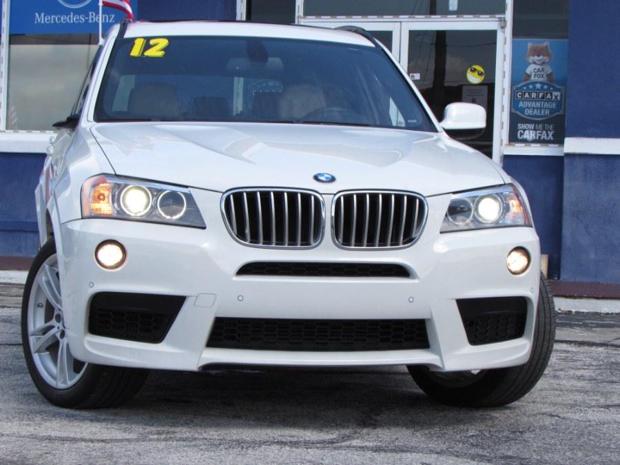 Used 2012 BMW X3 in Orlando, Florida | VIP Auto Enterprise, Inc. Orlando, Florida