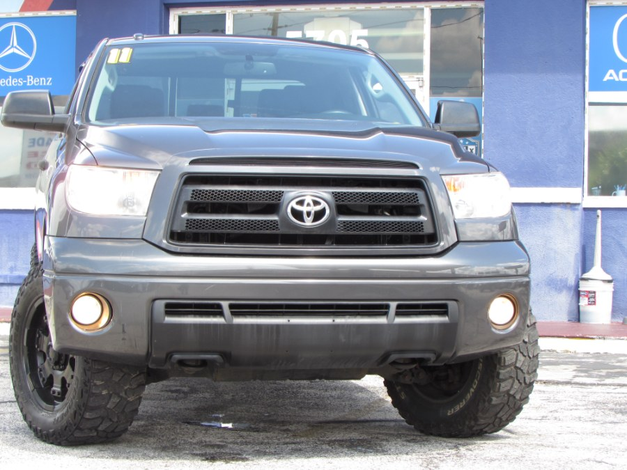 Used 2011 Toyota Tundra 4WD Truck in Orlando, Florida | VIP Auto Enterprise, Inc. Orlando, Florida