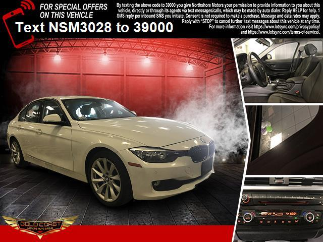 Used BMW 3 Series 4dr Sdn 320i xDrive AWD South Africa 2015 | Sunrise Auto Outlet. Amityville, New York