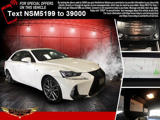 Used Lexus IS IS 300 F Sport AWD 2017 | Sunrise Auto Outlet. Amityville, New York
