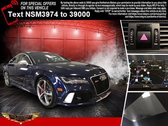 Used Audi RS 7 4dr HB Prestige 2014   Sunrise Auto Outlet. Amityville, New York