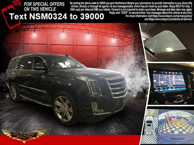 Used Cadillac Escalade 4WD 4dr Premium Collection 2016   Sunrise Auto Outlet. Amityville, New York