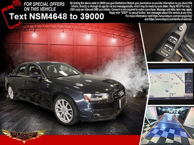 Used Audi A4 4dr Sdn Auto quattro 2.0T Premium Plus 2014 | Sunrise Auto Outlet. Amityville, New York