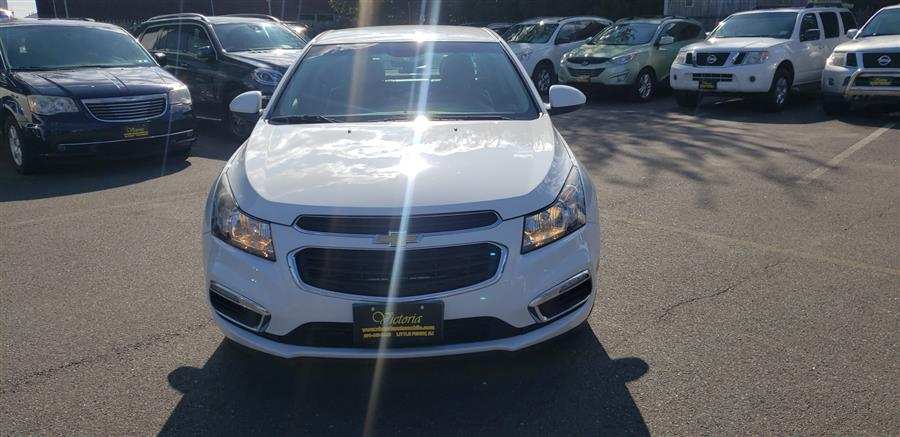 Used Chevrolet Cruze 4dr Sdn Auto 2LT 2015   Victoria Preowned Autos Inc. Little Ferry, New Jersey