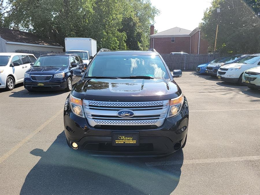 Used Ford Explorer FWD 4dr XLT 2014 | Victoria Preowned Autos Inc. Little Ferry, New Jersey