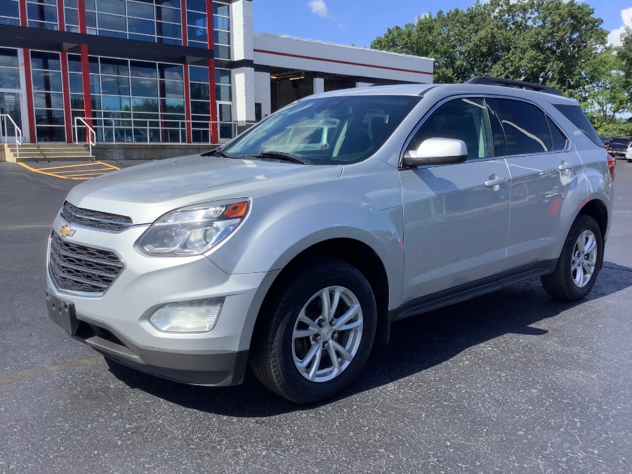 2017 Chevrolet Equinox AWD 4dr LT w/1LT, available for sale in Ortonville, MI