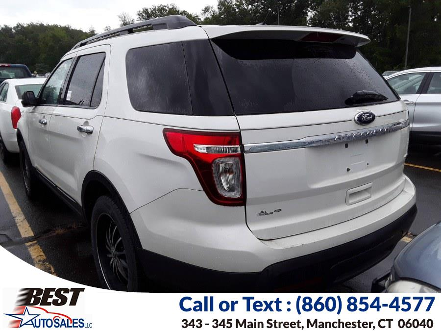 Used Ford Explorer 4WD 4dr Base 2012 | Best Auto Sales LLC. Manchester, Connecticut