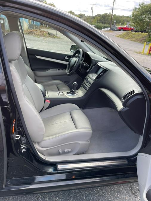 Used INFINITI G35 Sedan 4dr x AWD 2008   New Beginning Auto Service Inc . Ashland , Massachusetts