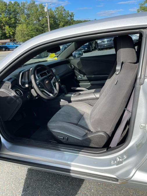 Used Chevrolet Camaro 2dr Cpe 1LT 2012 | New Beginning Auto Service Inc . Ashland , Massachusetts