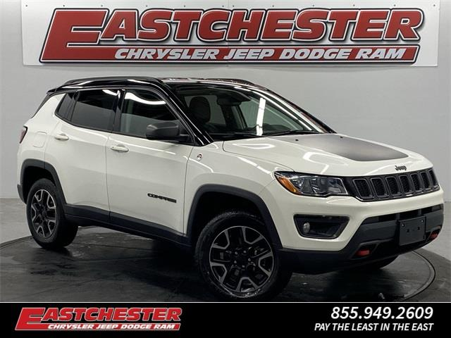 Used Jeep Compass Trailhawk 2019 | Eastchester Motor Cars. Bronx, New York