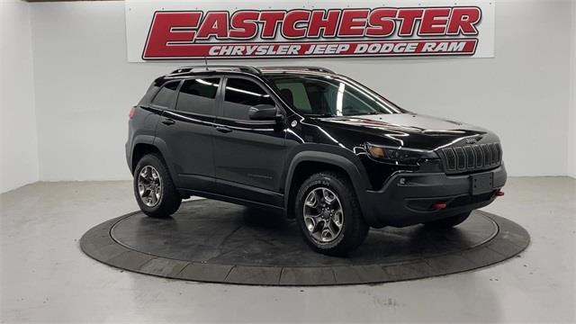 Used Jeep Cherokee Trailhawk 2019 | Eastchester Motor Cars. Bronx, New York