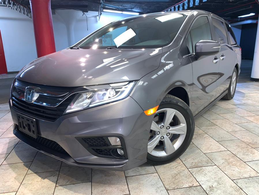 Used Honda Odyssey EX-L Auto 2019 | European Auto Expo. Lodi, New Jersey