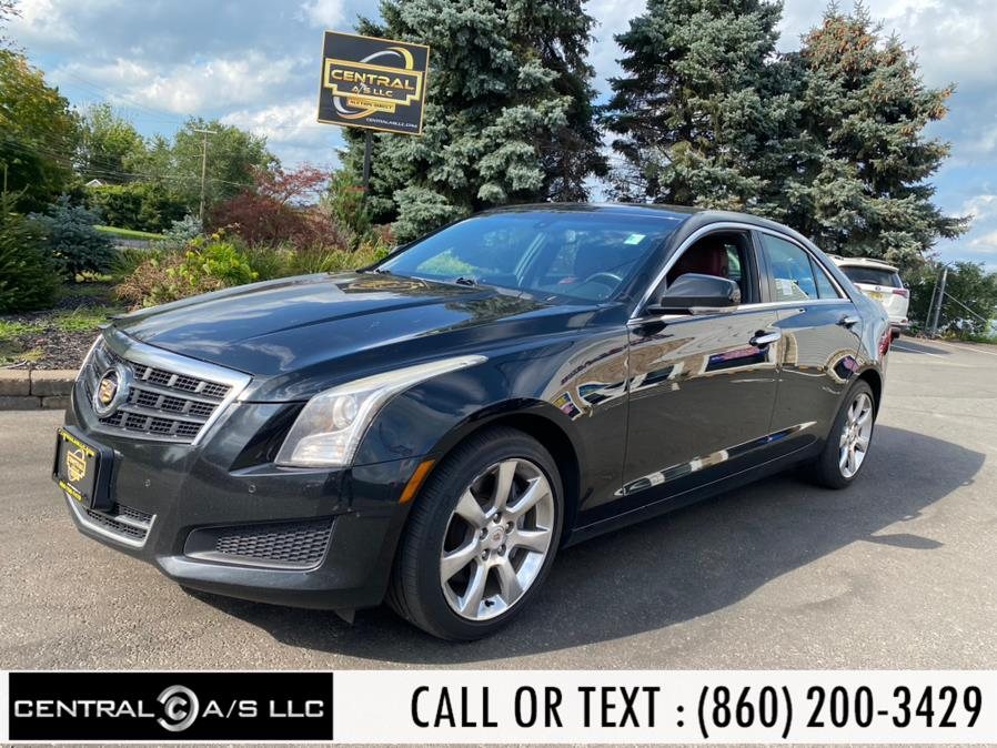 Used Cadillac ATS 4dr Sdn 2.0L Luxury AWD 2013   Central A/S LLC. East Windsor, Connecticut