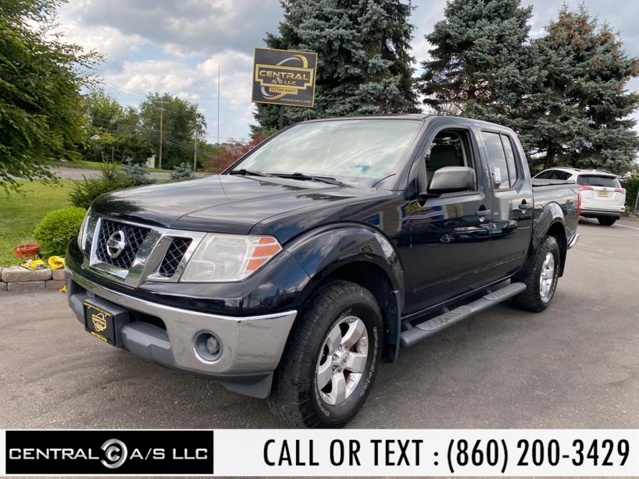 Used Nissan Frontier 4WD Crew Cab SWB Auto SE 2010   Central A/S LLC. East Windsor, Connecticut
