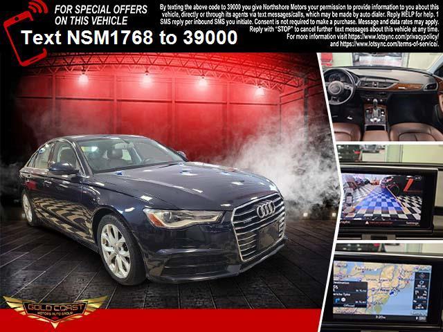 Used Audi A6 2.0 TFSI Premium Plus quattro AWD 2017 | Northshore Motors. Syosset , New York
