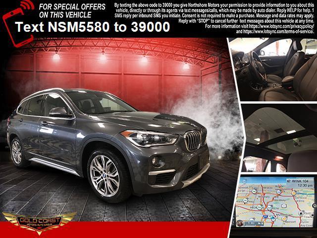 Used BMW X1 xDrive28i Sports Activity Vehicle 2017 | Northshore Motors. Syosset , New York