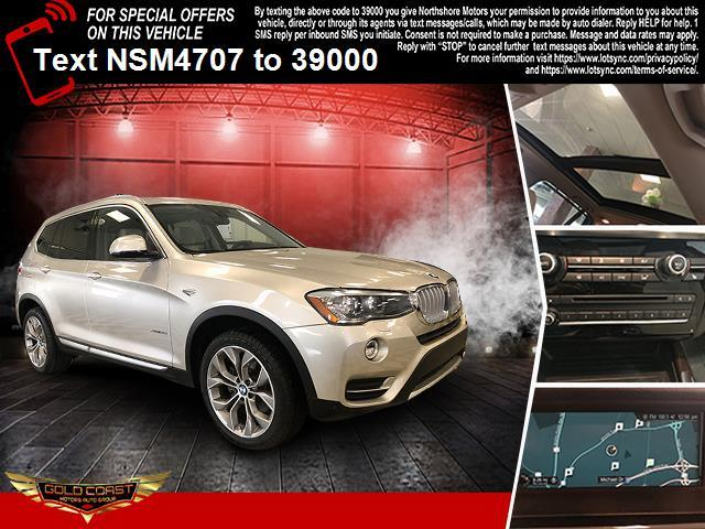 2017 BMW X3 xDrive28i Sports Activity Vehicle, available for sale in Syosset , NY