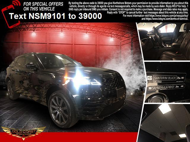 Used Land Rover Range Rover Velar P380 R-Dynamic HSE 2018 | Northshore Motors. Syosset , New York