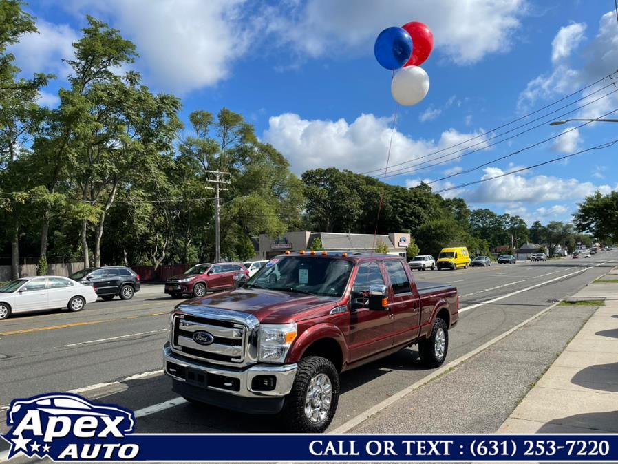 Used 2016 Ford Super Duty F-250 SRW in Selden, New York | Apex Auto. Selden, New York
