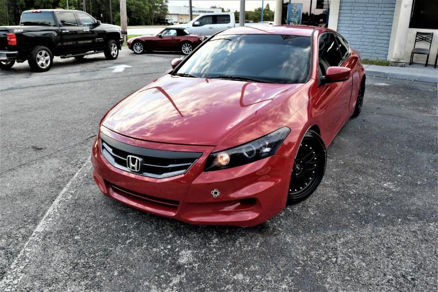 Used 2012 Honda Accord Cpe in Winter Park, Florida | Rahib Motors. Winter Park, Florida