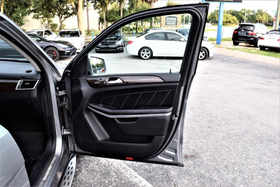 Used Mercedes-Benz GL-Class 4MATIC 4dr GL450 2014 | Rahib Motors. Winter Park, Florida