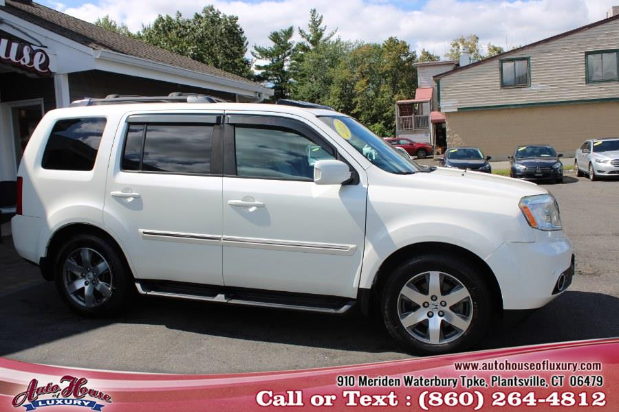 Used Honda Pilot 4WD 4dr Touring w/RES & Navi 2015   Auto House of Luxury. Plantsville, Connecticut