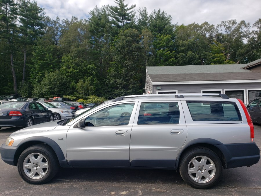 Used Volvo XC70 2.5L Turbo AWD w/Sunroof 2006   ODA Auto Precision LLC. Auburn, New Hampshire