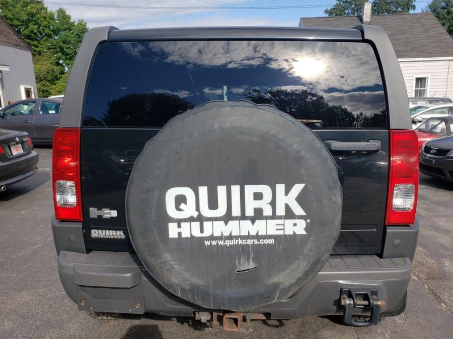 Used HUMMER H3 4WD 4dr SUV Luxury 2008   ODA Auto Precision LLC. Auburn, New Hampshire