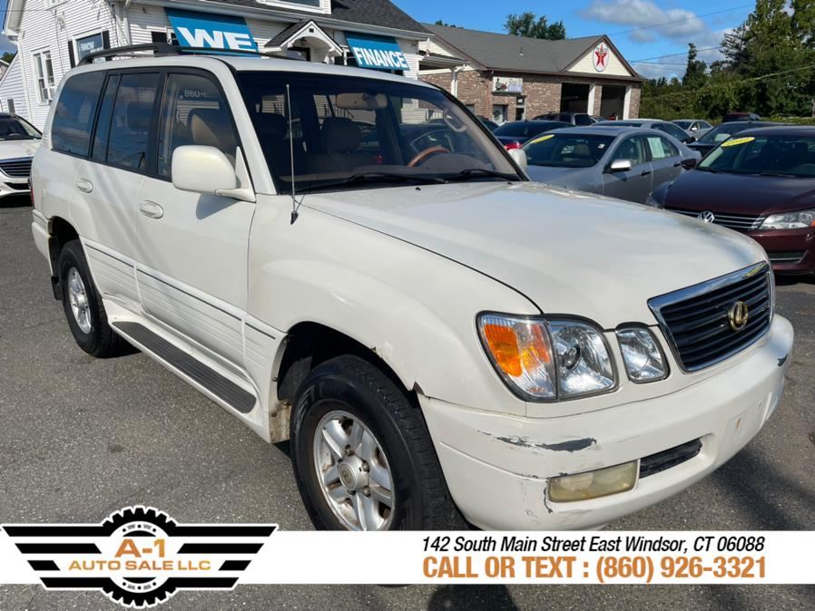 Used 2000 Lexus LX 470 in East Windsor, Connecticut | A1 Auto Sale LLC. East Windsor, Connecticut